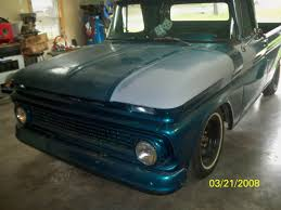 1963 Chevy C10 SWB | The H.A.M.B.