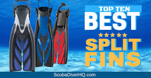 Oceanic Vortex V 16 Size Chart Top 10 Best Split Fins And Buying Guide Scuba Diver Hq