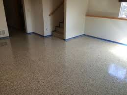 Image Metallic Epoxy Epoxy Floor Your Basement Garage Storage Long Island Install Epoxy Floor In Your Basement This Winter Garage Storage
