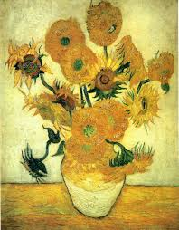 oil painting reion vincent van gogh still life vase with fourteen sunflowers 1889