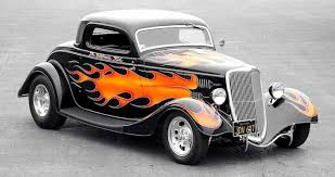 well this car was flattered big time in the first couple of years after painting the flames i personally had to double take