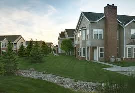 Community At Ridge Pointe Villas In Lincoln Nebraska