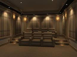 simple home theater. Interesting Theater Simple Home Theater Wall Sconces On