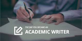 the day you became an academic writer make write learn the day you became an academic writer