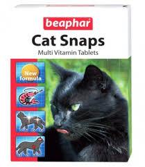 <b>Cat</b> Snaps, <b>витамины</b> для кошек / <b>Beaphar</b> (Нидерланды)