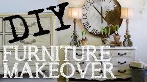 white washed furniture whitewash. How To White Wash Furniture Using Chalk Paint, DIY Restoration Hardware Look - YouTube Washed Whitewash