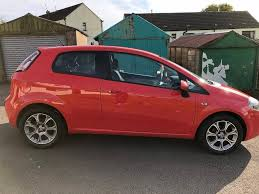 Fiat punto evo 1.4 low mileage! | in Rhymney, Blaenau Gwent | Gumtree