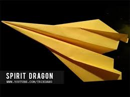 best paper airplane how to make a paper airplane that flies fast  best paper airplane how to make a paper airplane that flies fast far spirit dragon