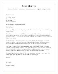 Cover Letter For Chef Chef Cover Letter Sample Head Resumes Letters