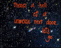 Quotes About Life Universe Back Door 3 Quote