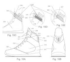 Boot patent us human lo otion assisting shoe patents speaker diagram for chevy impala sneaker