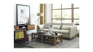 crate and barrel apartment sofa home design ideas inspiration