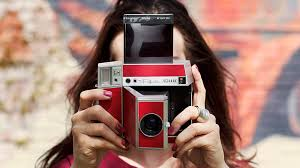 Instax Mini 9 Red Light Best Instant Cameras 2019 Toms Guide