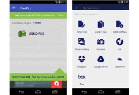 7 Free Almost Free Fax Apps For Android Free Apps For
