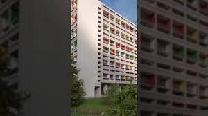 Unité Dhabitation De Briey En Forêt Le Corbusier
