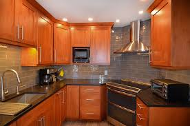 Light cherry wood kitchen cabinets : Cherry Cabinets Archives Dream Kitchens