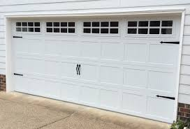 16x7 garage door16x7 Model 5216 short panel stamped double sided steel garage door