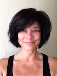 Short Easy Care Haircut For Thick Coarse Hair Women 50