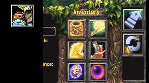 dota alchemist item build 6 77 map youtube