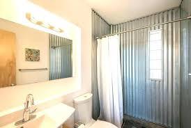 corrugated metal shower metal shower pan galvanized shower walls corrugated metal metal lath shower pan corrugated