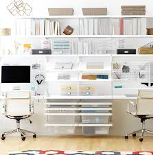 Home office wall shelving Nordic Wall Home Office Organization Wall System Shelving Freshomecom Home Office Organization Ideas Freshomecom