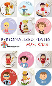 Personalized Plates for Kids. Fun products that picky eaters as well as  good eaters will love. They make great Christmas gifts. Personalized gifts  for kids.