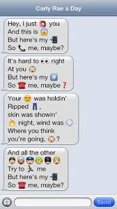 emoji text 10 messages that can only be adequately expressed with emoji greenbot
