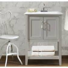 gray double sink vanity. ceramic sink top 24 inch single bathroom vanity 8c94fec0 8576 gray double s