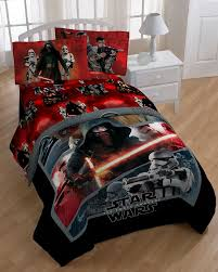 star wars the force awakens bedding for kids