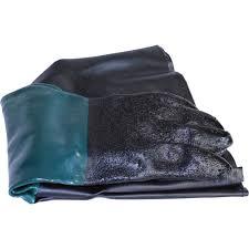 allsource replacement abrasive blaster rubber gloves for blast cabinet item 155669 model