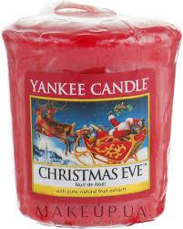 <b>Ароматическая свеча</b> - Yankee Candle Samplers <b>Christmas Eve</b> ...