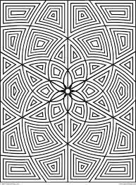Printable Coloring Pages geometric shape coloring pages : Coloring Pages : Good Looking Geometric Color Pages Free Coloring ...