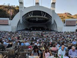 Hollywood Bowl Terrace 4 Rateyourseats Com