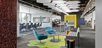 interior design of office. 4 Tech And Finance Companies Rock Out At The Office Interior Design Of I