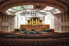 Seating For 20 000 Review Of Lds Conference Center Salt