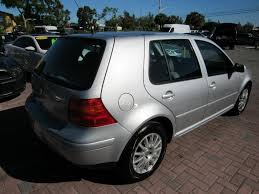 2004 Used Volkswagen Golf GLS Manual at Expert Auto Group Inc ...