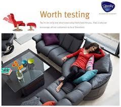 European Furniture Ekornes Sectionals Page 1 Unwind