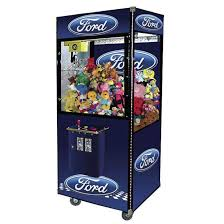 Claw Vending Machine Fascinating Custom Logo Claw Machine Stuffed Animal Crane Machine