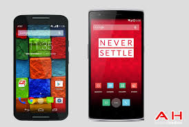 one plus one size phone comparisons moto x 2014 vs oneplus one androidheadlines com