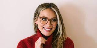 Buy quality eyeglasses with a 100% money back guarantee, free lenses, and free. Muse X Hilary Duff Clara Clear Beige Glitter Prescription Eyeglasses