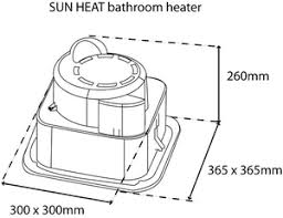 bathroom heater light fan 3 in 1 heater fan and bathroom light features and technical specs sunheat bathroon heater lighter and extractor fan