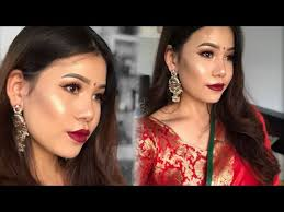 nepali indian easy party makeup tutorial for beginner mamta duration 4 minutes 53 seconds