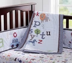 abc crib bedding pottery barn designs abc crib bedding sets designs