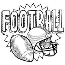 football coloring pages. Unique Football Football Coloring Page With Pages E