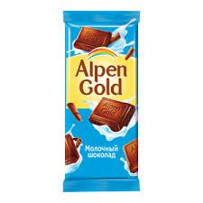 <b>Молочный шоколад Alpen Gold</b> | Отзывы покупателей