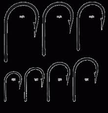 Mustad Hook Size Chart Why Use One Mustad Hooks