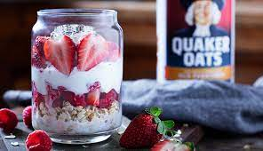 berry overnight oats recipe quaker oats