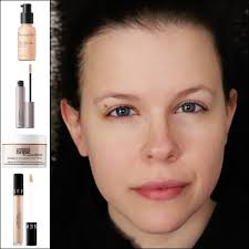 noticing the laughably tiny shade range for perricone md s no foundation foundation and no concealer concealer was already a turn off but it s also easy to