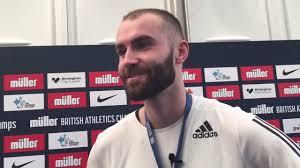 Allan Smith, 2019 British High Jump Champ - YouTube