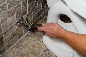 new toilet installation services in
